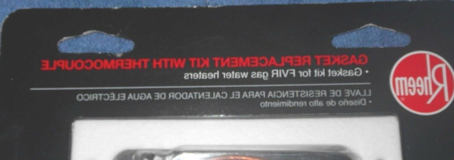 Rheem RH20064 Kit FVIR Gas Water