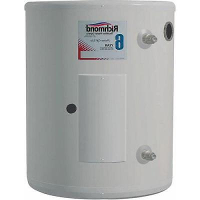 RHEEM/RICHMOND 6EP15-1 Richmond Electric Water Heater, 15 Ga