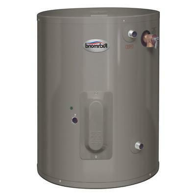 RHEEM/RICHMOND 6EP15-1 Richmond Electric Water Heater Gal. ,