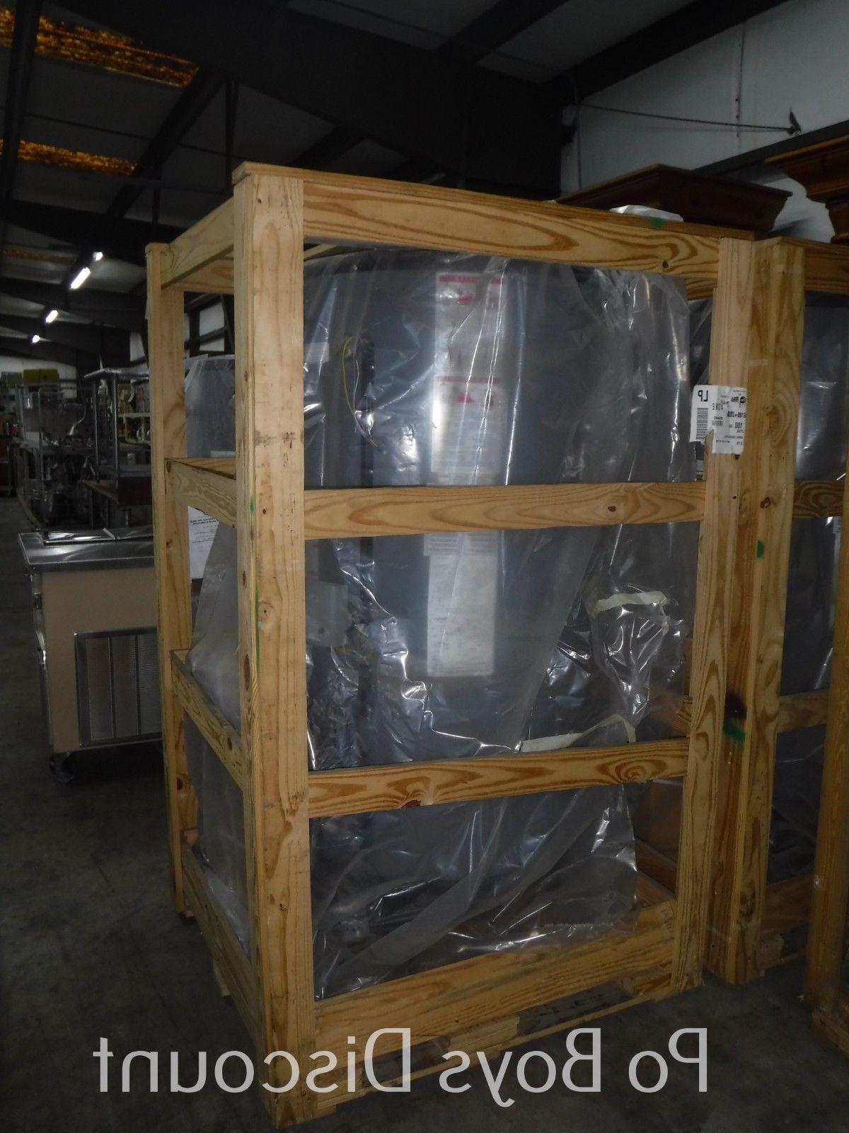 Rheem-Rudd Commercial Hot Water Heater G100-200A 199,999 BTU