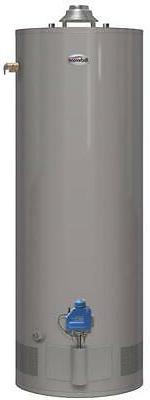 RICHMOND RHEEM 6G40-36F3 40 GALLON TALL NATURAL GAS HOT WATE