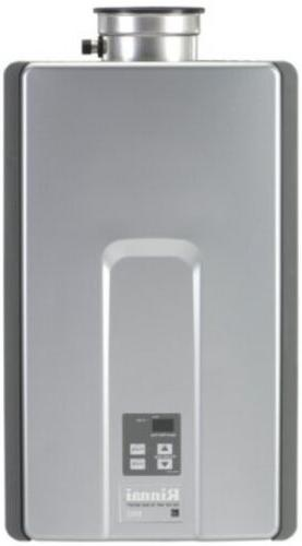 Rinnai RL75iN Natural Gas Tankless Water Heater, 7.5 Gallons