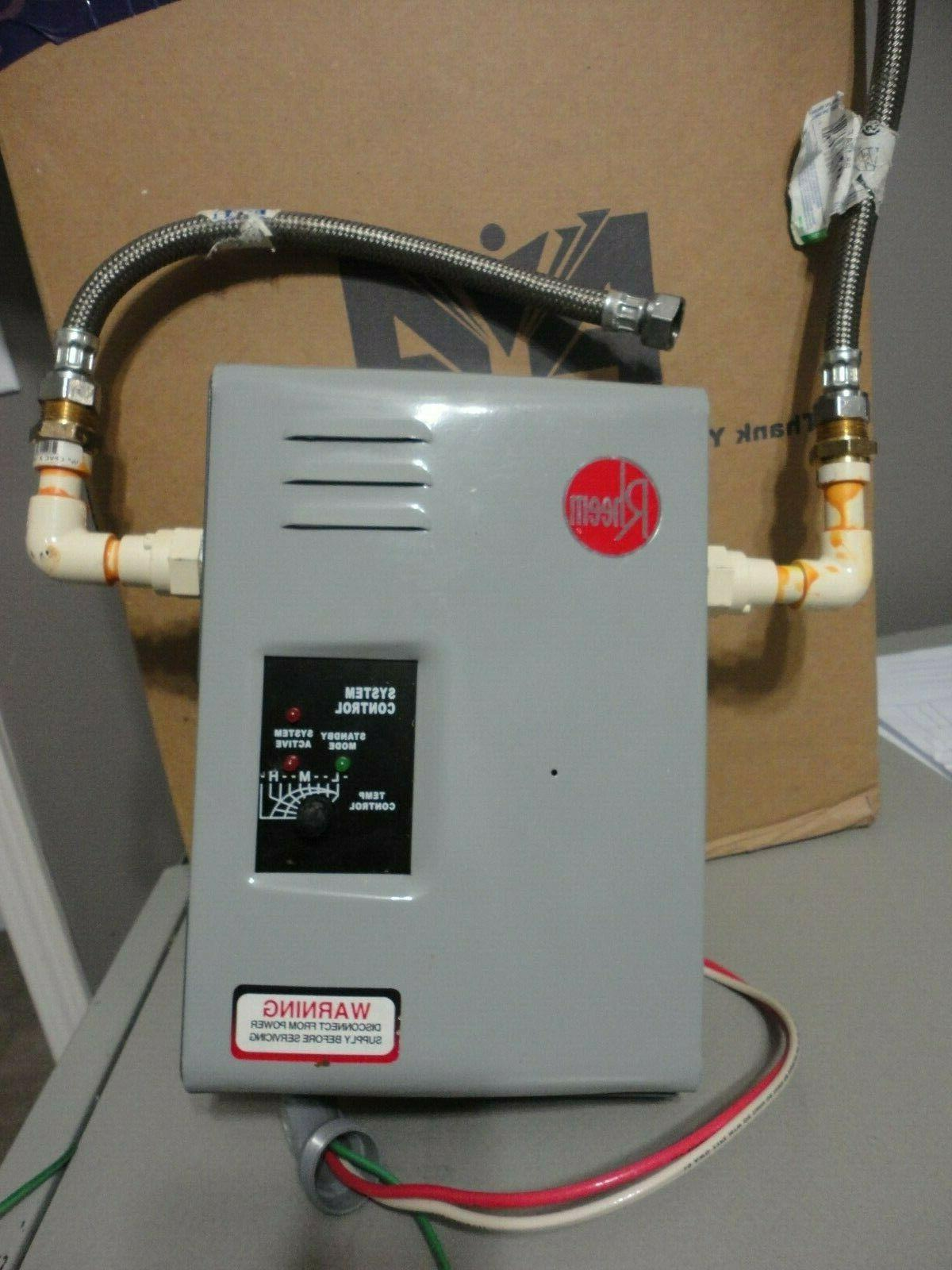 rte 13 electric tankless water heater 240
