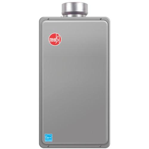 Rheem Direct Low Nox Natural Gas Tankless Water for 1 - Homes