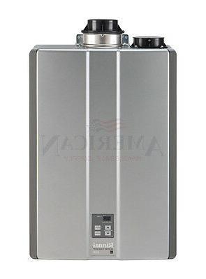 Rinnai Condensing Tankless Water Heater Internal Natural Gas