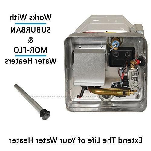 Rod - Magnesium Anode Rod Suburban & 9.25''Long – Corrosion –