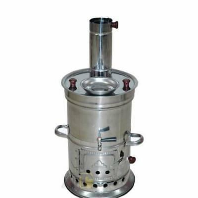 SAMOVAR TYPES WATER KETTLE COOKING
