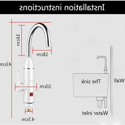 Sink Faucet Hot Water Heater Toilet