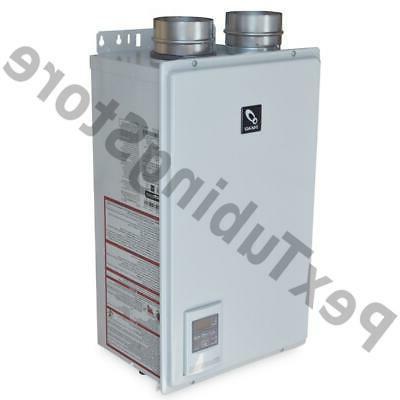 Takagi T-H3M-DV Water Heater, Propane, 120KBTU