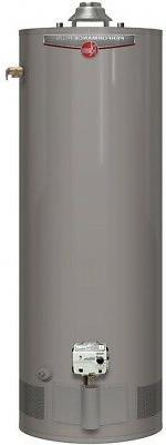 Rheem Tank Water Heater 40,000 BTU Natural Gas Overheat Prot
