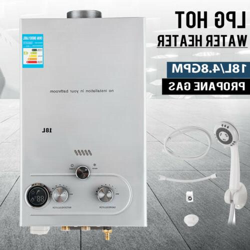 tankless hot water heater natural gas ng