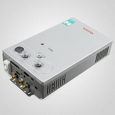 Tankless Water Heater Propane 4.3GPM On-Demand Digital