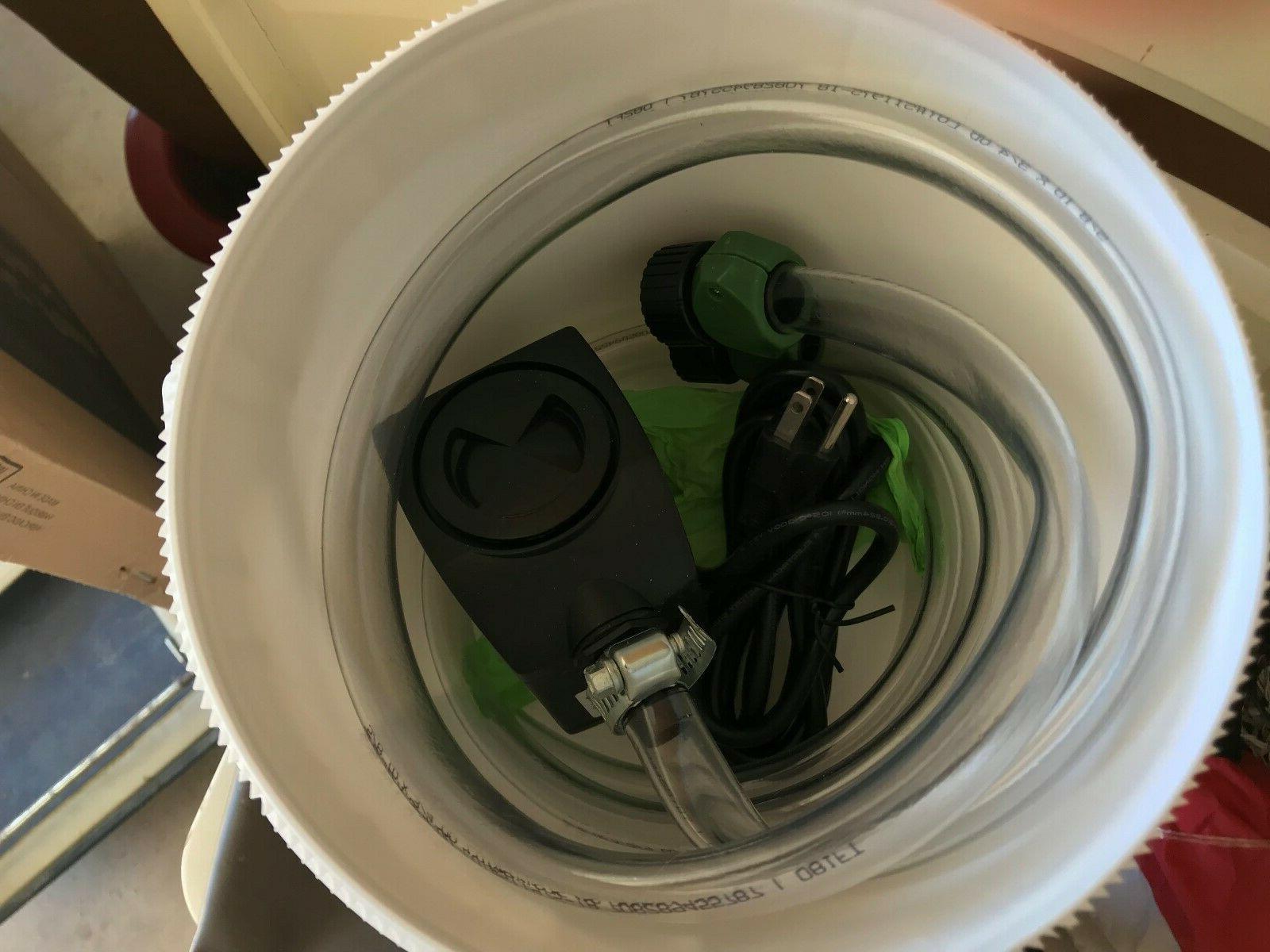 Tankless Heater Descaler Hoses 1 Haymaker Cleaner
