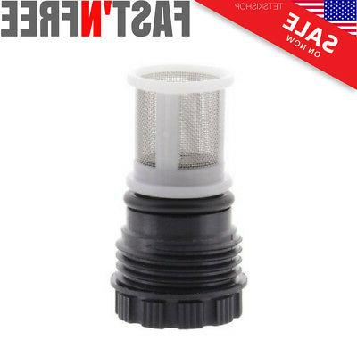 Tankless Water Heater Filter Assembly Cleaning Strainer Rinn