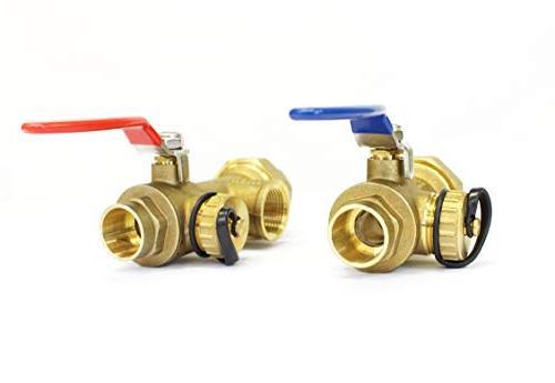 tankless water heater flush kit