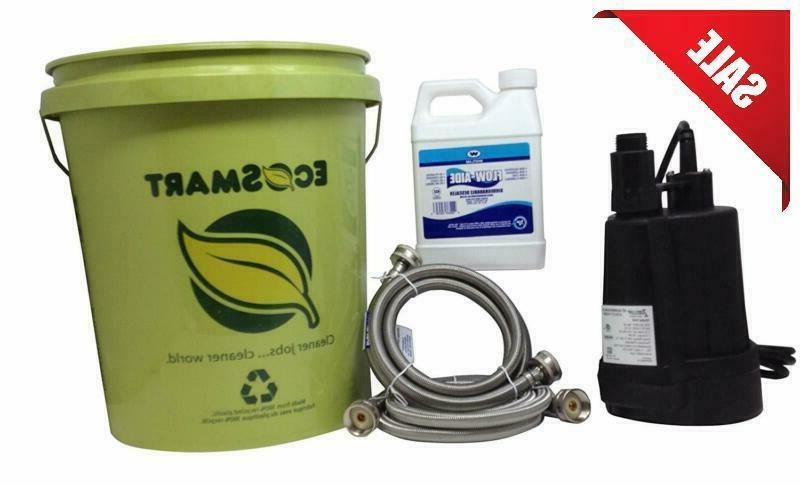 tankless water heater flushing kit by my