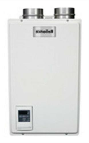 Reliance TS140-LEH 120,000 BTU Propane Outdoor Tankless Gas