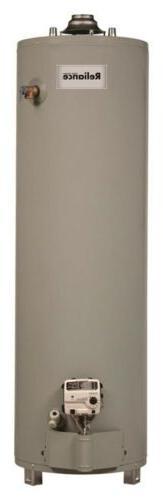 Reliance 9 50 UNKCT 50 Gallon Natural Gas Water Heater