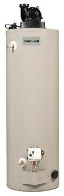 Reliance 50-Gallon 6-Year Warranty Natural Gas Water Heater