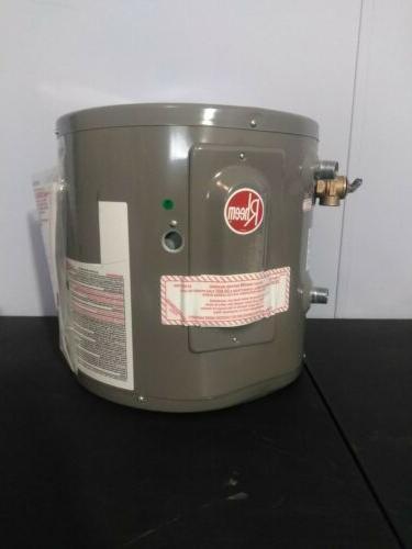 water heater 6 gal 2000 watt single