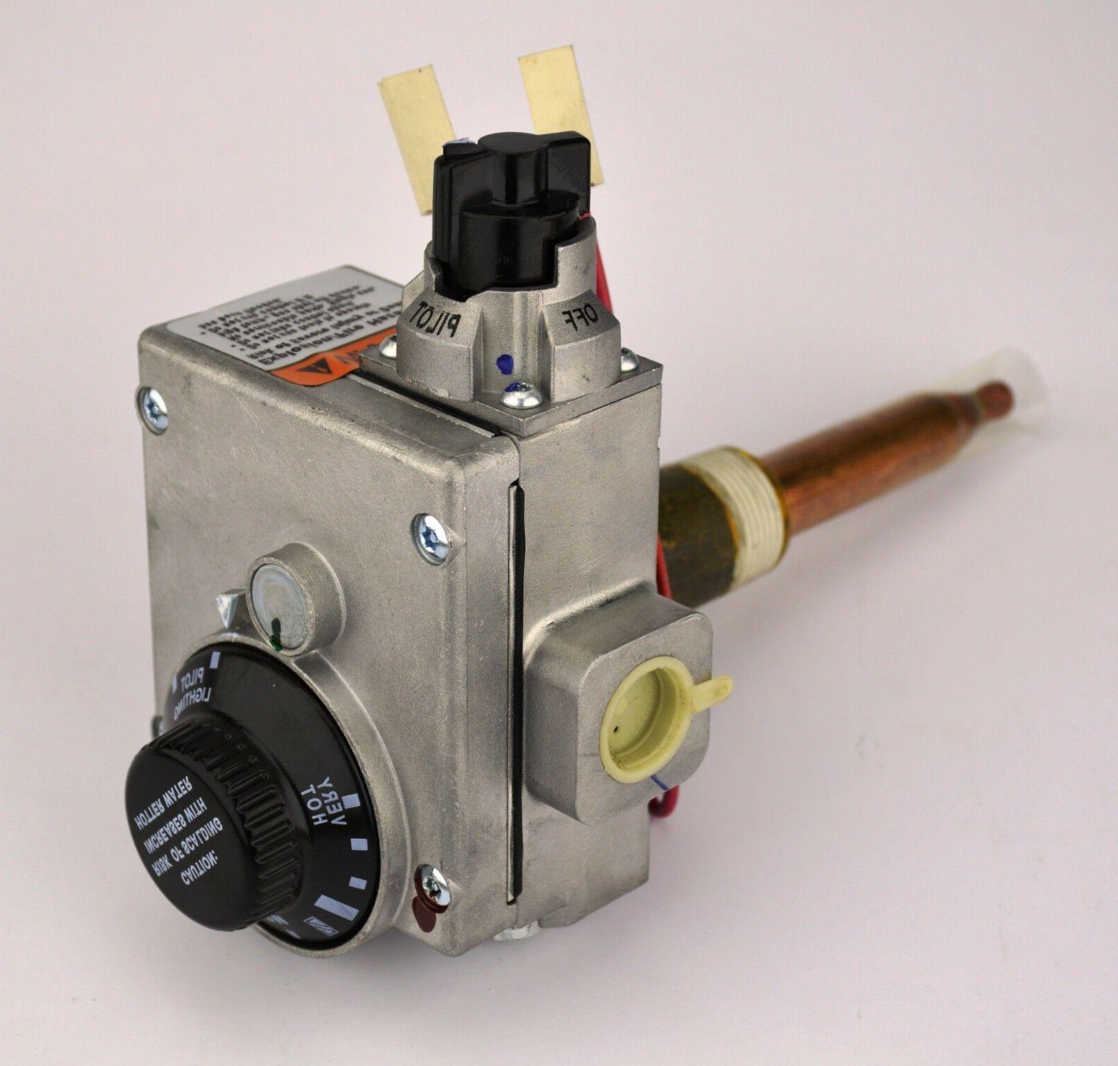 water heater gas valve 37c73u 725 oem