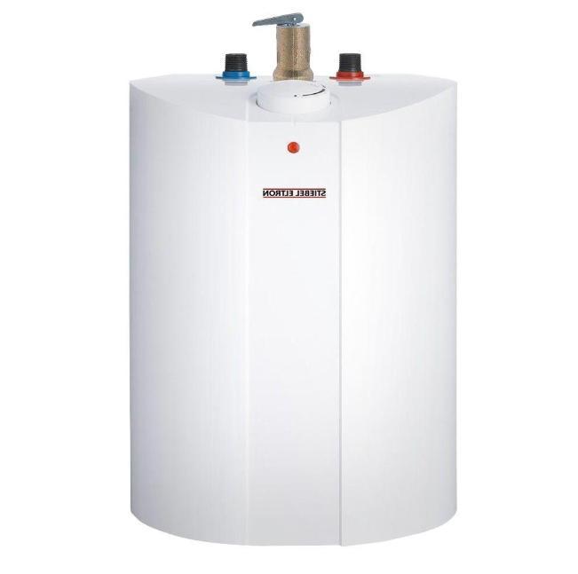 Water Heater Shc 4 Gal Electric Point Usage Mini Tank Wall M