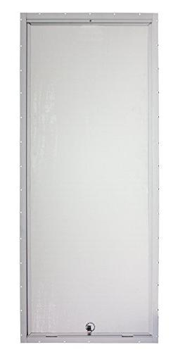 "Mobile Home Water Heater 20"" x 60"" White Access Door"
