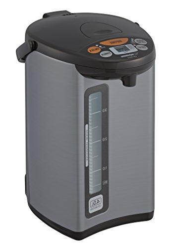 zojirushi cd wcc40 micom water boiler warmer silver