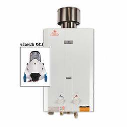 Eccotemp L10 Pump Bundle L10 Portable Tankless Water Heater