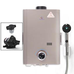 Eccotemp L7 Portable Tankless Water Heater w/ EccoFlo 12V Pu