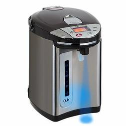 Secura LCD Electric Water Boiler and Warmer 4-Quart Electric