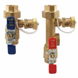 Watts Lead free Bras Service Valve Kit for Tankless Water He