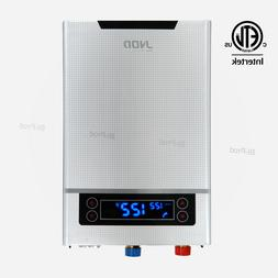 JNOD Tankless Electric Water Heater 18KW 240V Instant Hot Wa
