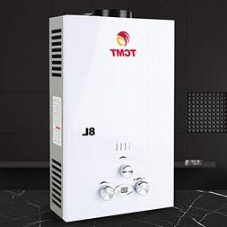 Tengchang 8L LPG Propane Gas Hot Water Heater Tankless Boile