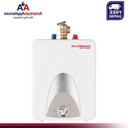 Camplux ME40 Mini Tank Electric Water Heater 4-Gallon,120 Vo