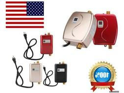 mini instant electric tankless hot water heater