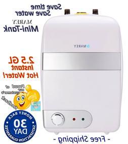 Marey Mini Tank electric water heater 10L - 2.5 GL - 120V TA