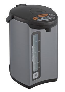 New Zojirushi CD-WCC40TS  Micom Water Boiler & Warmer,Silver