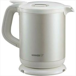 new electric kettle 0 8l white ck