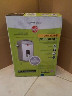 NEW Rheem Electric Tankless Water Heater 13kW 2.14 GPM RETEX