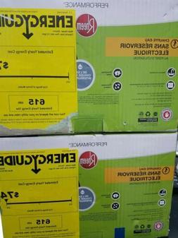 *NEW* Rheem Electric Tankless Water Heater 3.5kW RETEX-04 Se
