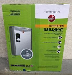 NEW RHEEM Electric Tankless Water Heater RETEX-18 18kW Energ