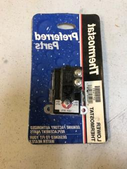 New Preferred Parts Lower Thermostat SP11695, For Water Heat