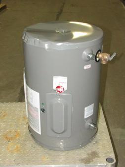 NEW! RHEEM MINI TANK 10-GALLON ELECTRIC WATER HEATER, 120V,