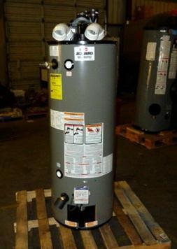 New Rheem-Ruud Natural Gas Water Heater 50 GAL. GPDV50-65 50