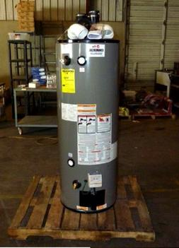 New Rheem-Ruud Natural Gas Water Heater 50 GAL. GPDV50-65 50