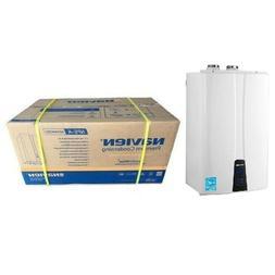 "Navien Npe-240a Tankless Water Heater 200k BTU with 3/4"" Tan"