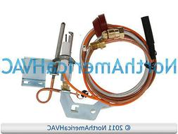 Water Heater Pilot Assembly Ignitor Nat Gas 190 Deg Fits AO