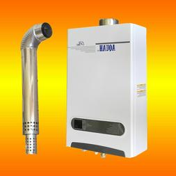 AQUAH® PLUS DIRECT VENT NATURAL GAS TANKLESS WATER HEATER 2