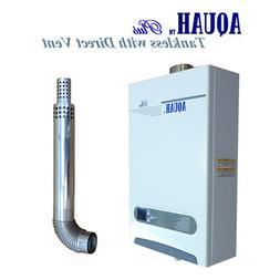 AQUAH® PLUS DIRECT VENTLIQUID PROPANE GAS LPG TANKLESS GAS